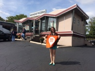 #ThisPlaceMatters at the Mainline Pizzeria diner.