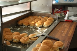 Sliders at the White Mana, Jersey City