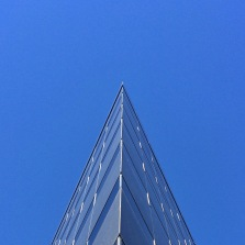 Encountered this pointy building walking on the streets of DC.