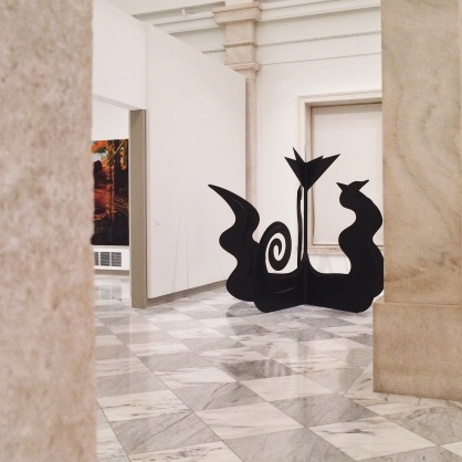 Contemporary art at the American Art Museum