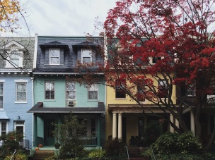 Exploring historic homes in Woodley Park