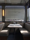 Booth at the Bendix Diner
