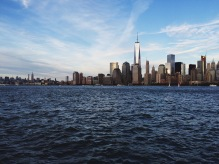 Stopped at Liberty State Park to snag a view of the Lower Manhattan Skyline