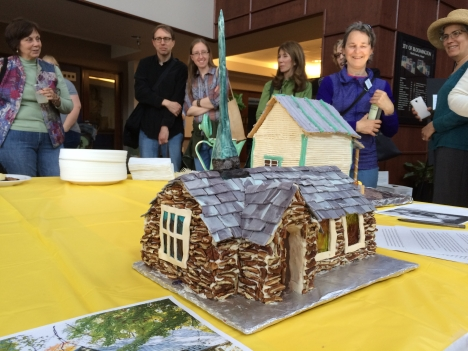 Beck Chapel in Cake