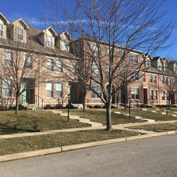 Fall Creek Place Townhomes