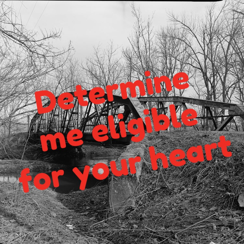 Be my {preservation} valentine